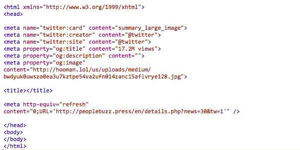 Malicious Twitter Applications and Abuse of the Twitter API